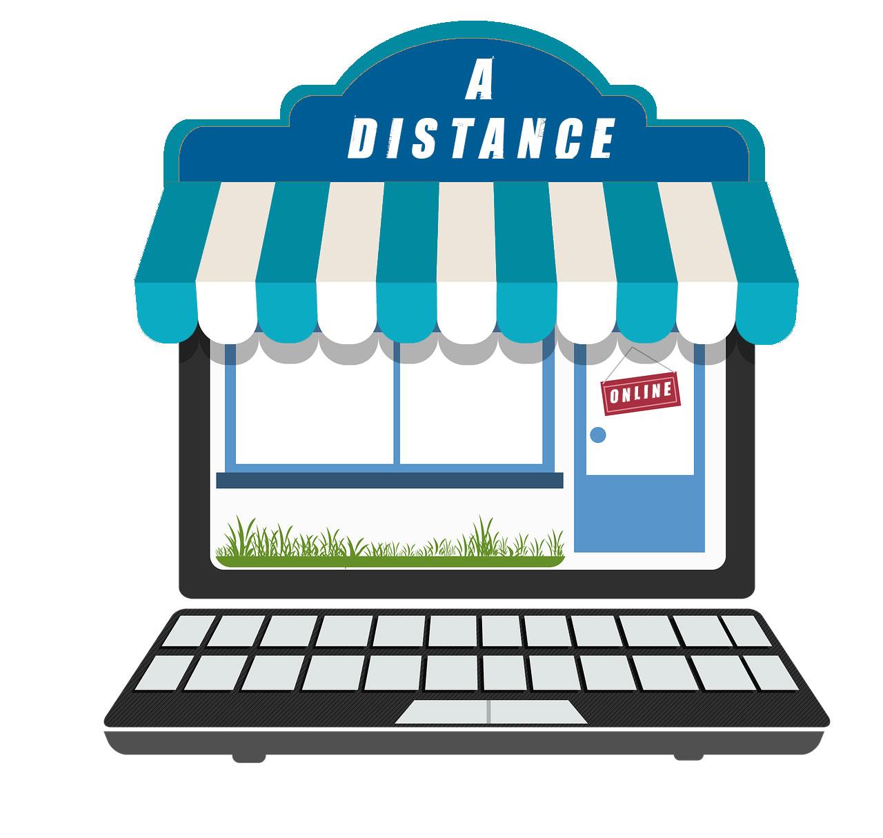 A distance