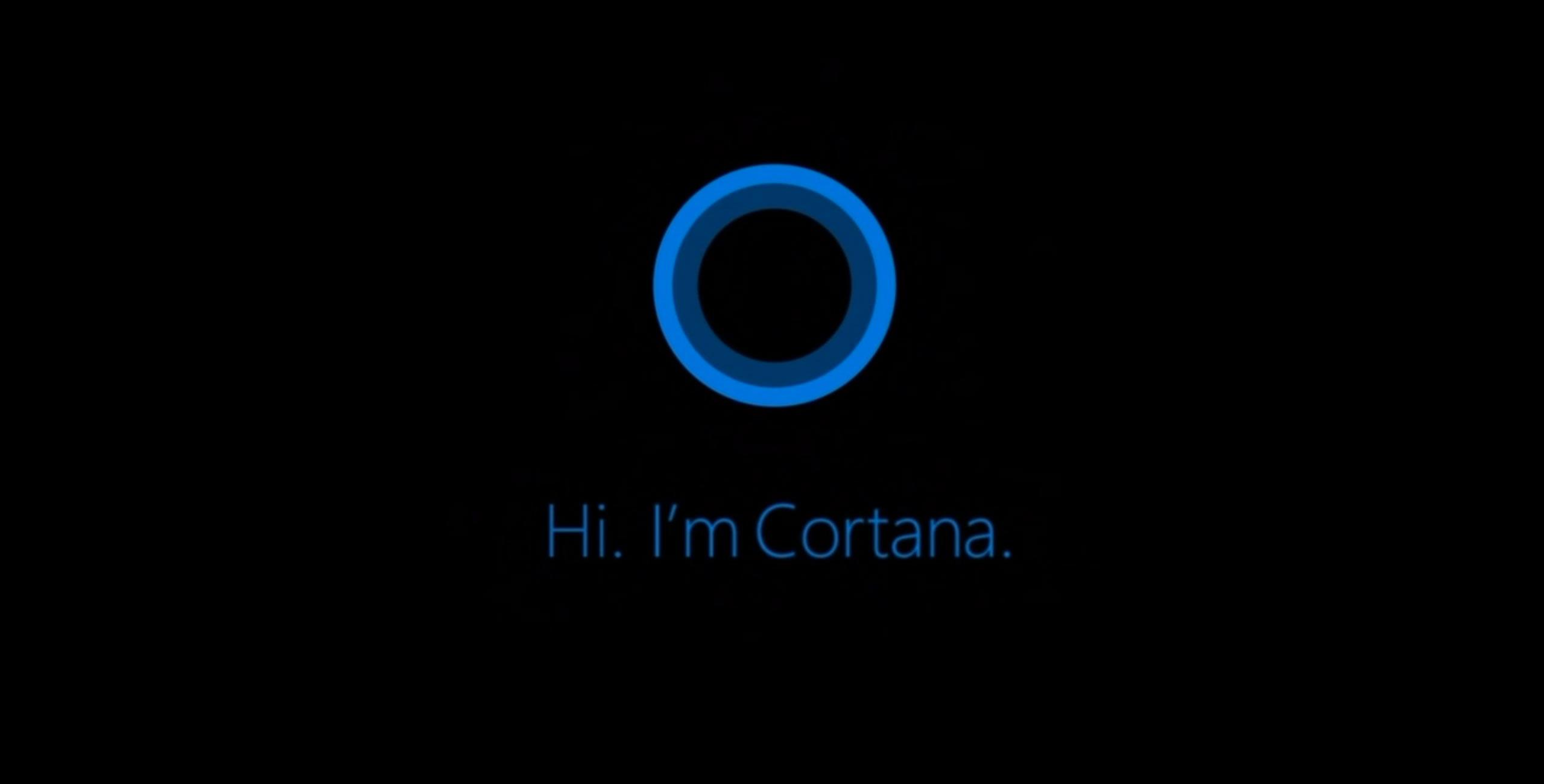 Qu'est ce que Cortana ?