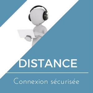 Dépannage à distance sécurisé