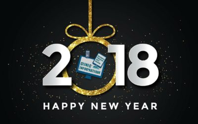 Meilleurs vœux pour 2018